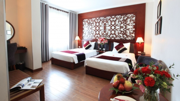 best Hanoi boutique hotels