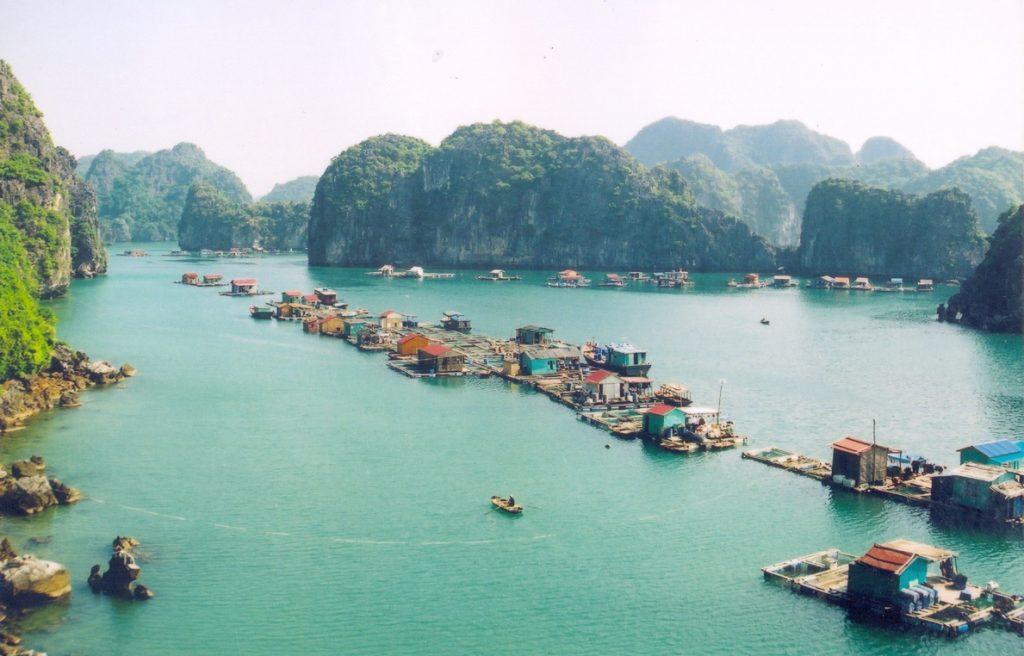 Lan Ha bay tour