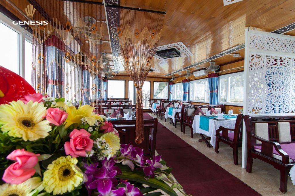 Halong bay luxury cruises