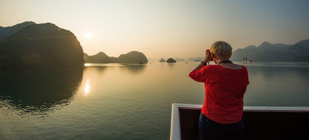 Halong bay day trip