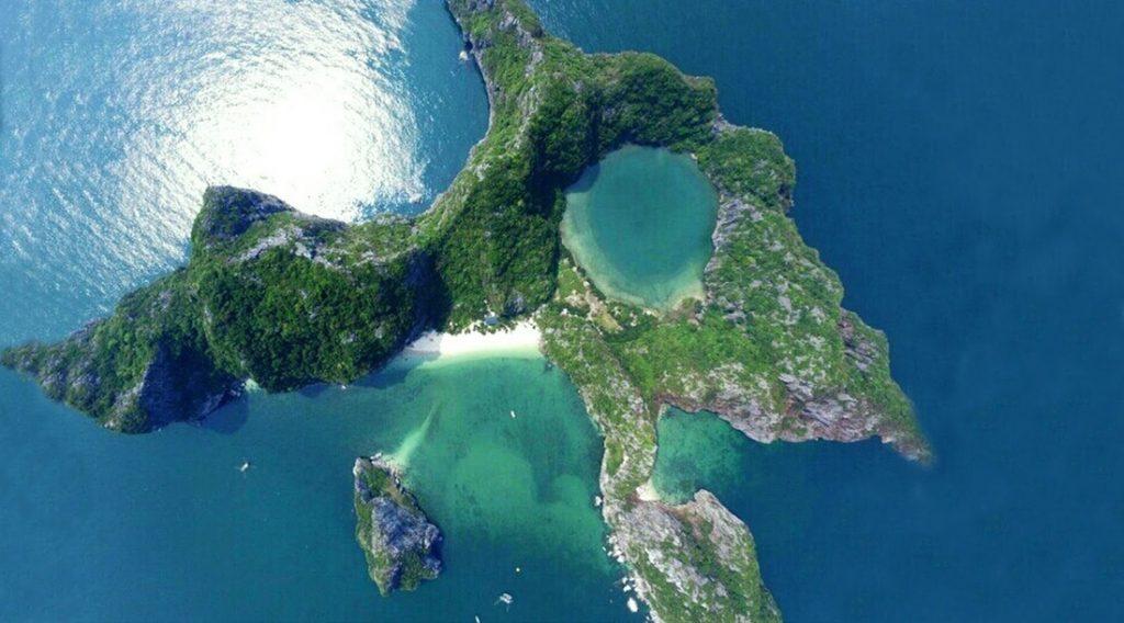 Mat Rong Island