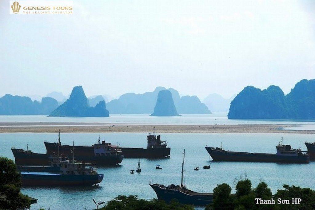 Cam Pha Port